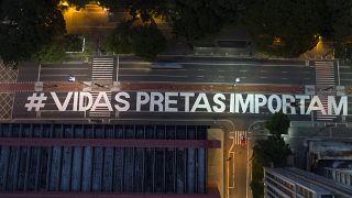 Le mouvement BLM se propage au Brésil