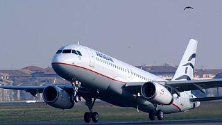 Airbus της AEGEAN
