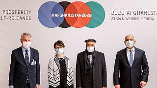 نشست ۲۰۲۰ کمک به افغانستان در ژنو