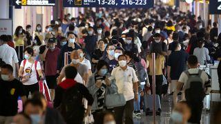 مطار شنغاي- الصين