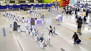 Aeroporto de Logan, EUA(Arquivo)