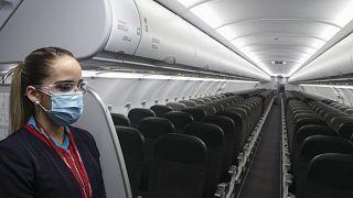 IATA: Απώλειες εσόδων άνω του 60% για τις αεροπορικές εταιρείες το 2020