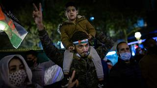 Manifestación de apoyo al Sahara Occidental en San Sebastián