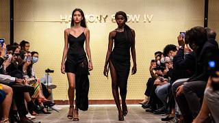 The Black model breaking through in Hong Kong [Inspire Africa]