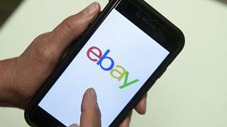 Αγορές από το ebay μέσω κινητού