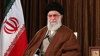 İran lideri Ayetullah Ali Hamaney