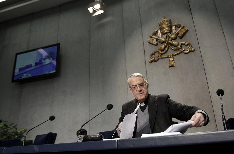 Riccardo De Luca/AP