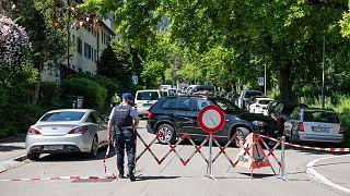 پلیس سوئیس (عکس تزئینی است)