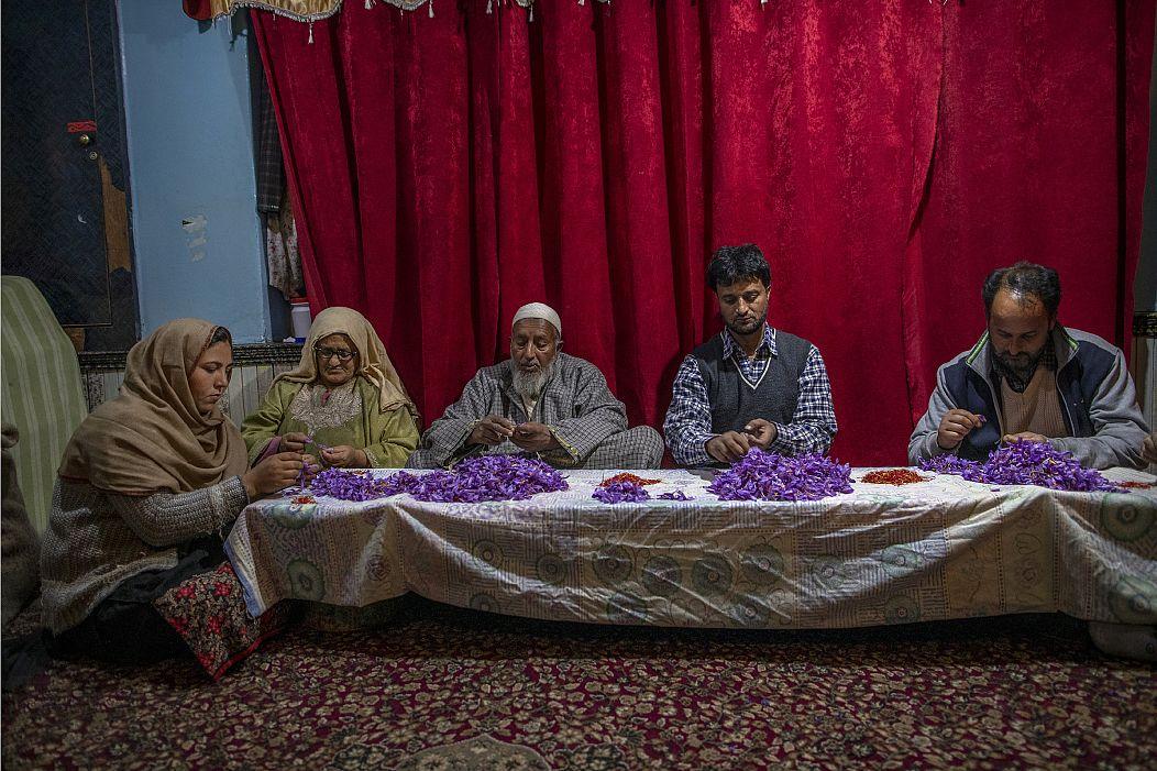 Dar Yasin/AP Photo