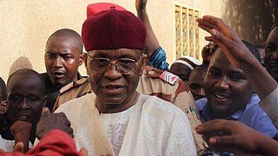 """L'ancien président du Niger, Mamadou """"Baba"""" Tandja, est décédé"""