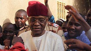 Ex-Nigerien president dies at 82