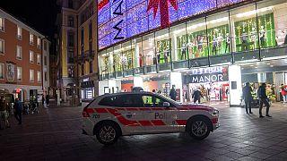 Accoltellamento in un centro commerciale a Lugano: terrorismo