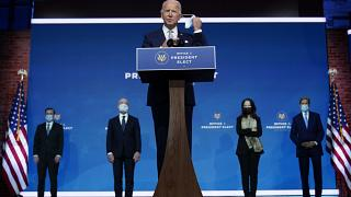 """Joe Biden.""""L'America è tornata"""""""