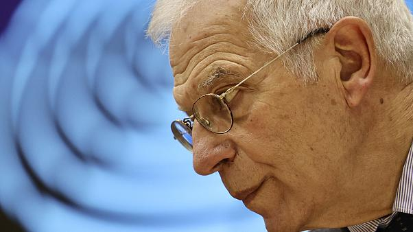 AB) Dış İlişkiler ve Güvenlik Politikası Yüksek Temsilcisi Josep Borrell