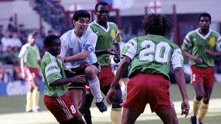 Diego Maradona, sa saga Africa