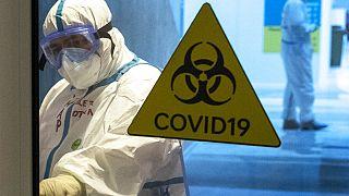 Covid-19 : le système de santé russe est en train de craquer