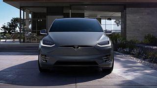 Tesla X wing