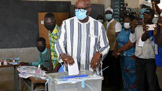 B' Faso elections: Kabore leads in partial results
