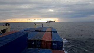 Ispezione in mare