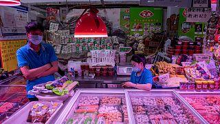 أطعمة مغلفة في الصين