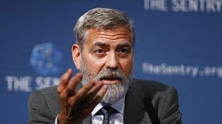 George Clooney egy tavalyi, Dél-Szudánról rendezett konferencián