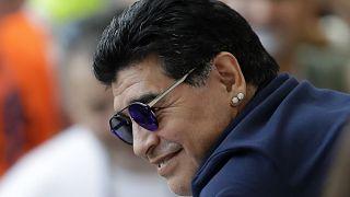 Легендарный футболист и тренер Диего Армандо Марадона умер в возрасте 60 лет