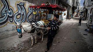 محاصره غزه توسط اسرائیل و تشدید فقر فلسطینی ها