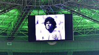 Trauer um Diego Maradona