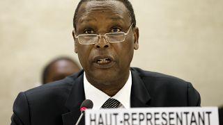 """UA : Buyoya démissionne pour """"laver son honneur"""""""