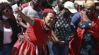 Deuil de cinq jours contre les violences sexistes en Afrique du Sud