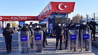 محل برگزاری دادگاه ۴۷۵ متهم در ارتباط با کودتای سال ۲۰۱۶ در ترکیه