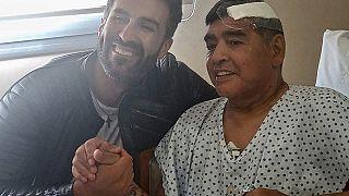 Verdacht der fahrlässigen Tötung: Ermittlung gegen Maradona-Arzt
