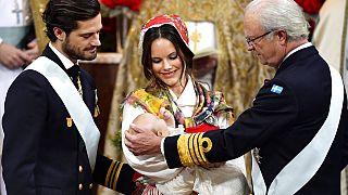 Prinz Carl Philip und Prinzessin Sofia 2017