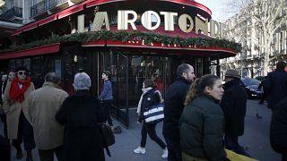 """Знаменитые кафе Монпарнаса, включая """"Ротонду"""", будут закрыты до конца января будущего года"""