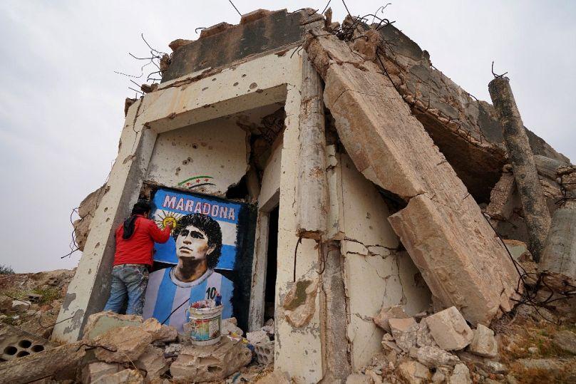 Muhammad HAJ KADOUR / AFP