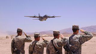 Afganistan'da görev yapan Avustralya askerleri (arşiv)
