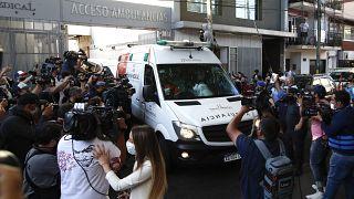 Assistência a Maradona está a ser criticada pelo advogado da estrela argentina