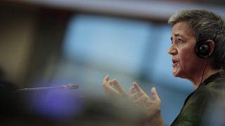 Margrethe Vestager, European Commissioner for Europe fit for the Digital Age