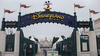 Disney Parkı/Fransa