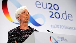 La presidente della BCE, Christine Lagarde