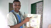'It's an old passion': A Togolese currency collector's trove of coins and notes