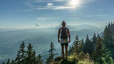 Find balance between mind, body and soul with any of these hiking journeys.