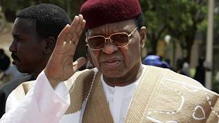 Dernier hommage à l'ancien président Mamadou Tandja