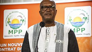 Kabore urges dialogue as opposition vows to appeal Burkina Faso vote results