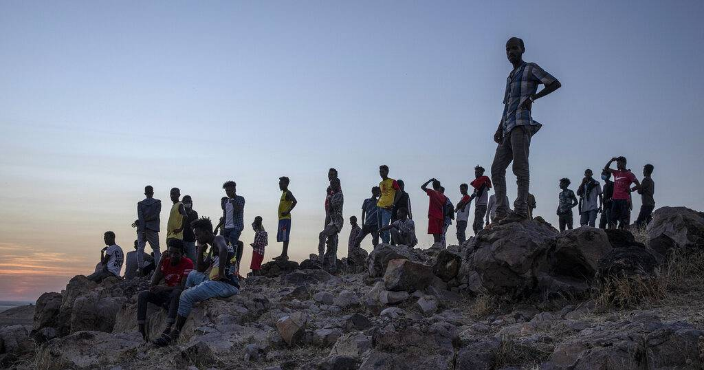 Concern grows for civilians in Mekelle as Ethiopia battles Tigray rebels