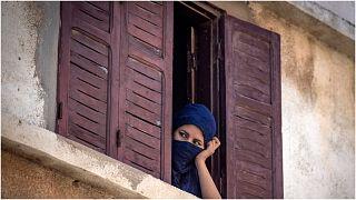 سيدة مغربية - صورة من الأرشيف