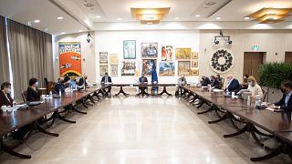 Σύσκεψη υπό τον Πρόεδρο, Νίκο Αναστασιάδη