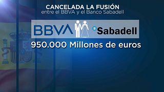 Banco Sabadell и BBVA: альянса не будет