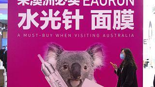 Εμπορικός πόλεμος Κίνας - Αυστραλίας
