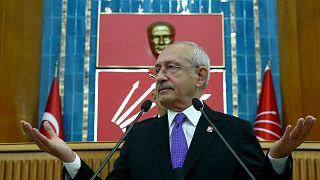 Cumhuriyet Halk Partisi (CHP) Genel Başkanı Kemal Kılıçdaroğl